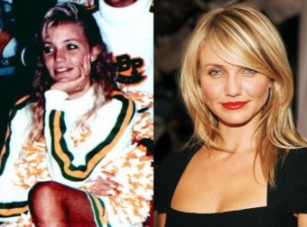 15 Hollywood Celebrities Who Were Cheerleaders